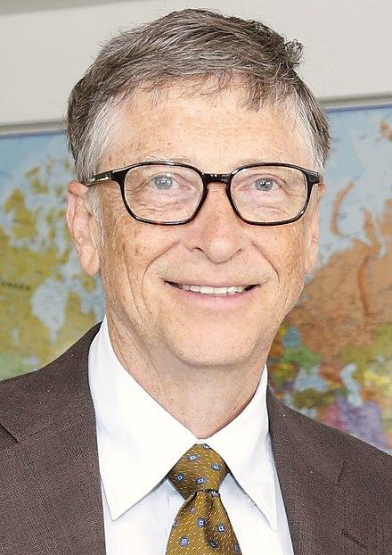 440px Bill Gates June 2015 - ビルゲイツとメリンダ夫人が離婚した理由と慰謝料について考察【節税対策・逮捕説はデマ?】