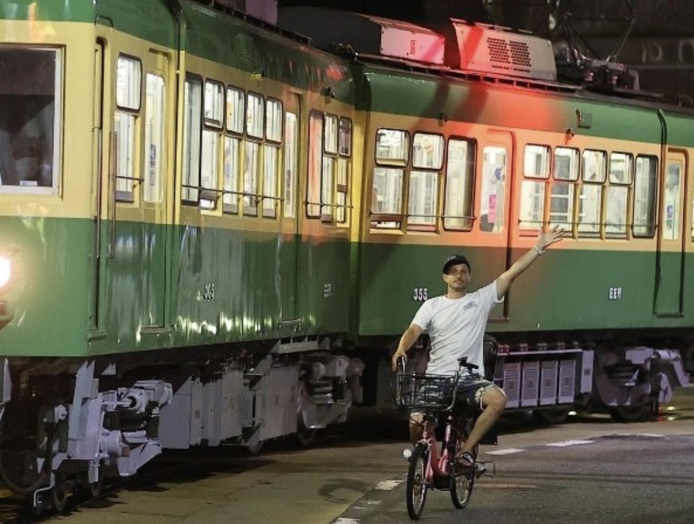 スクリーンショット 2021 08 08 0.06.47 - 【江ノ電自転車ニキ】面白いコラ画像まとめ【HOME taco bar】