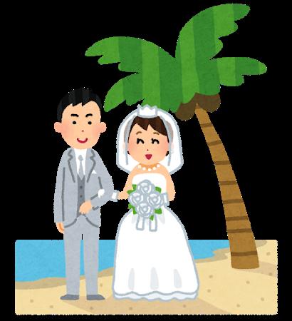 wedding hawaii nangoku - 【祝】加藤純一(うんこちゃん)が結婚を発表!結婚相手は一般女性だが誰なのか?【結婚式配信でスパチャ解禁予定・衛門はご祝儀贈ろう】